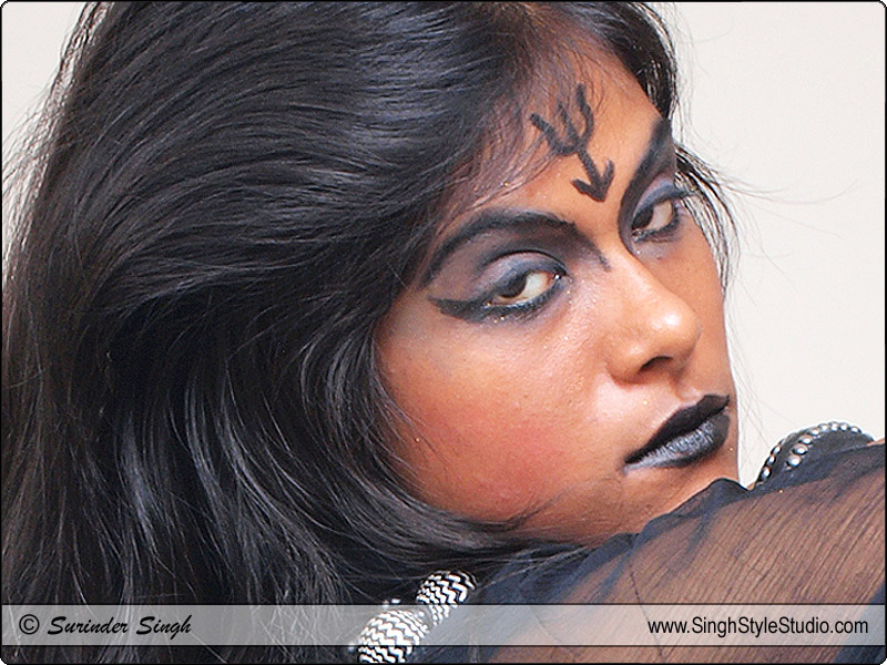 Creative Fashion Photography in Delhi India Fashion Photographer Surinder Singh