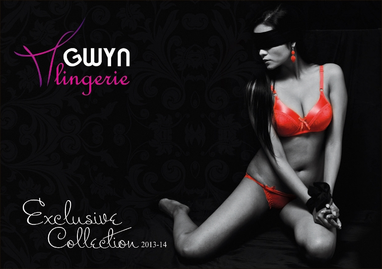 GWYN Lingerie Fashion Photography