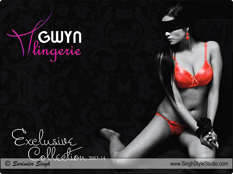 Bondage Conceptual Boudoir Lingerie Fashion Photography in Delhi India by Indian Advertising & Fashion Photographer Surinder Singh